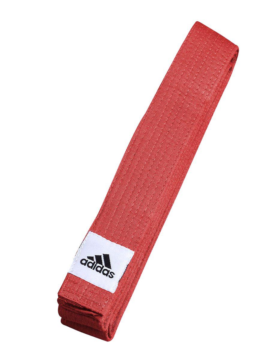 Faixa vermelha Adidas Taekwondo