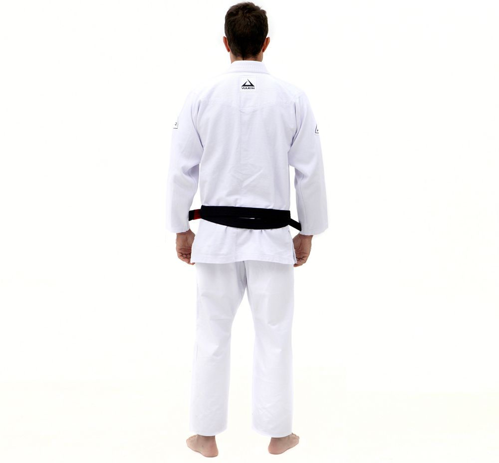 Kimono Jiu Jitsu Vulkan Pro Evolution Branco