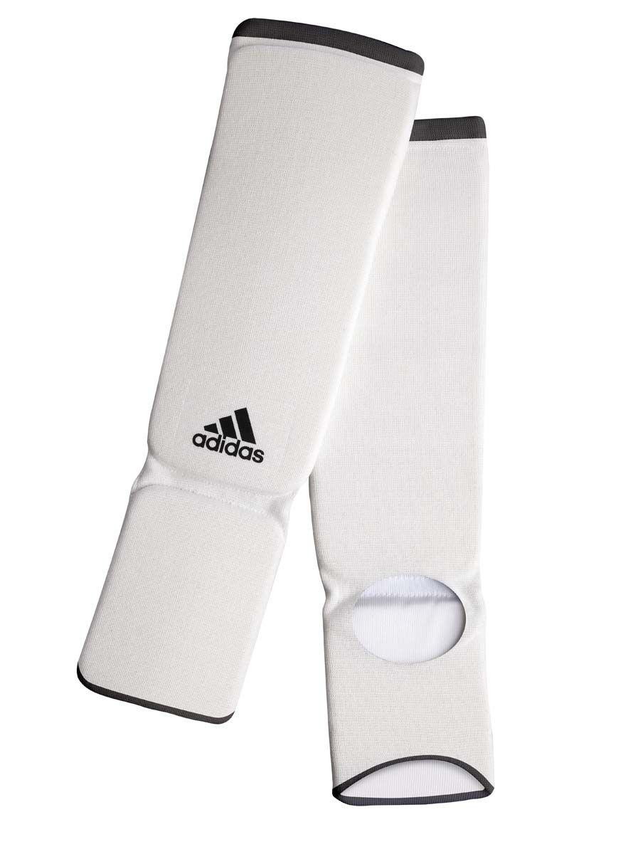 Protetor de canela e pé textil Adidas