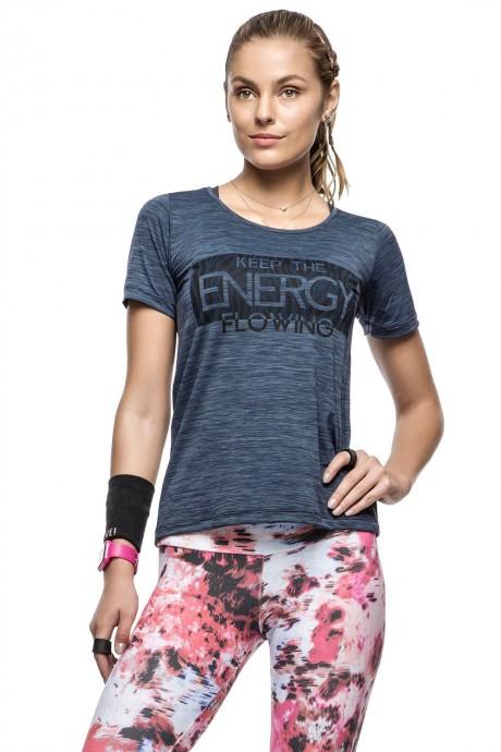 Blusa Energy Recortes Live