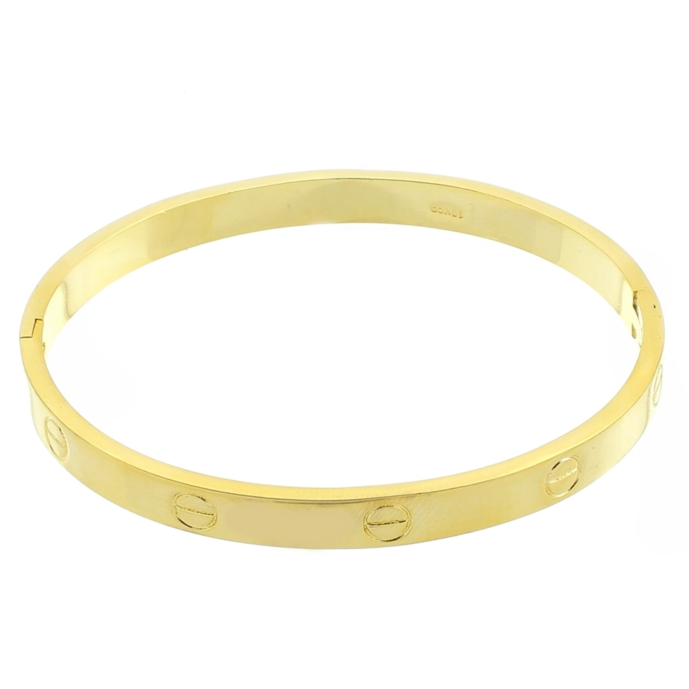 Bracelete Luv Dourado