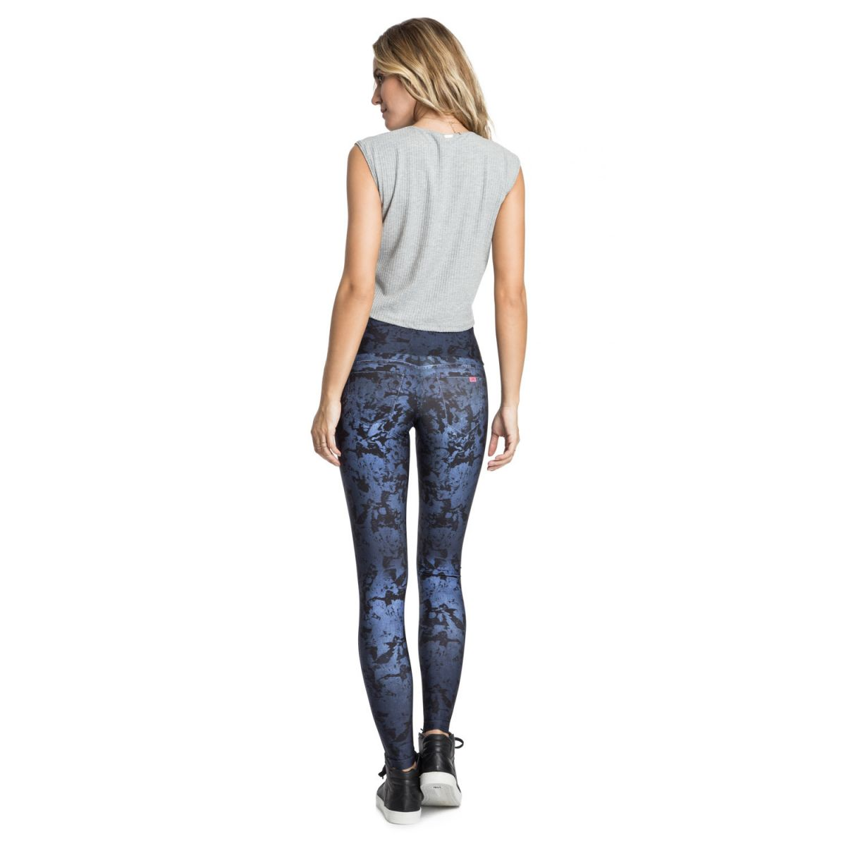 Calça Fusô Jeans Flex Flower Urban Live