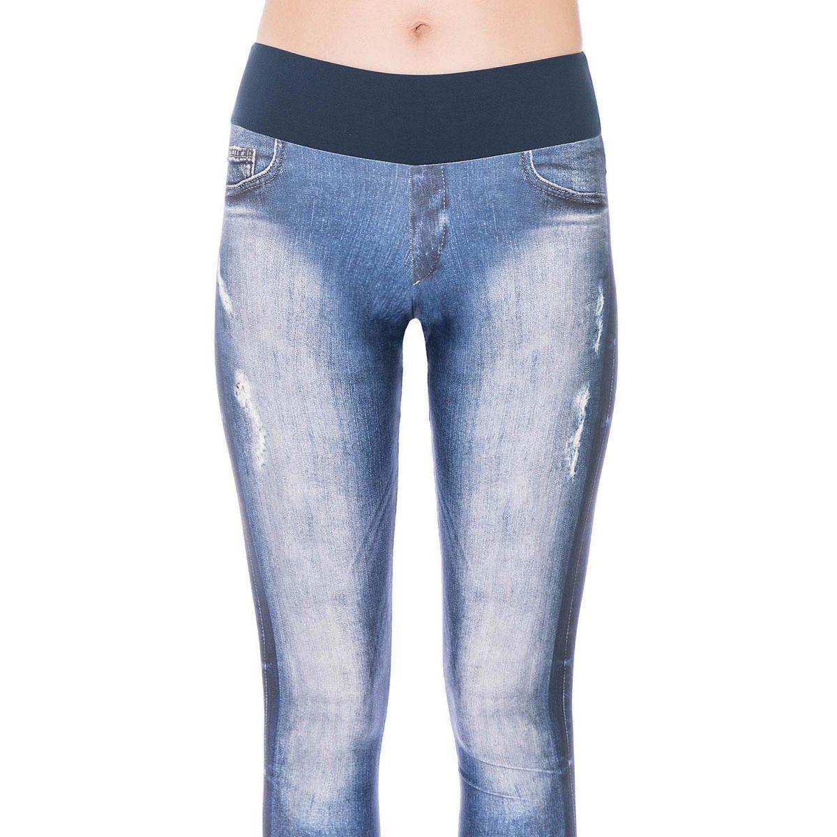 Calça Fusô Jeans Flex Urban Live