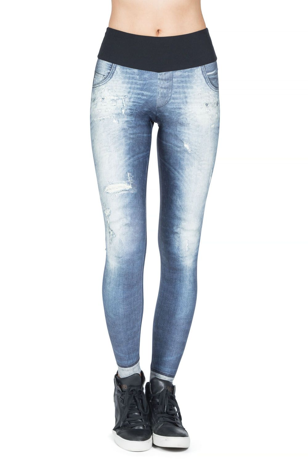 Calça Fusô Jeans Light Blue Live