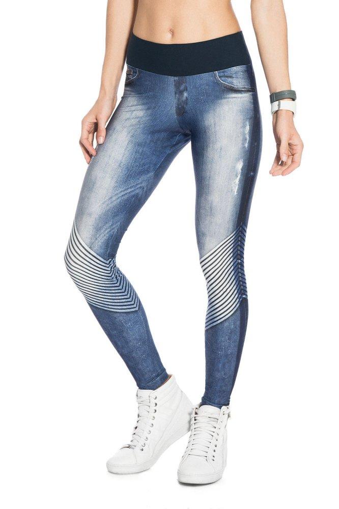 Calça Fusô Jeans New Generation Live