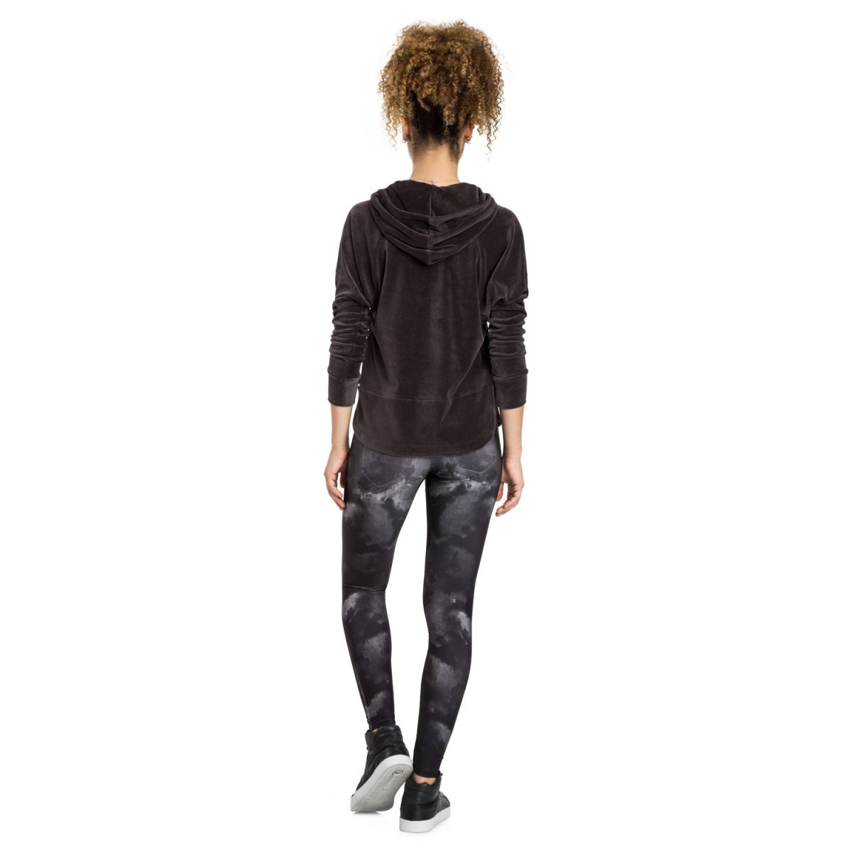 Calça Fusô Jeans Power Black Urban Live