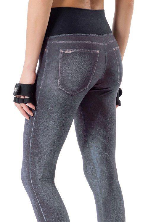 Calça Fusô Jeans Reversible Rush Live