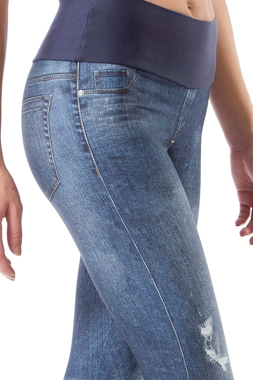 Calça Fusô Jeans Stream Out Live