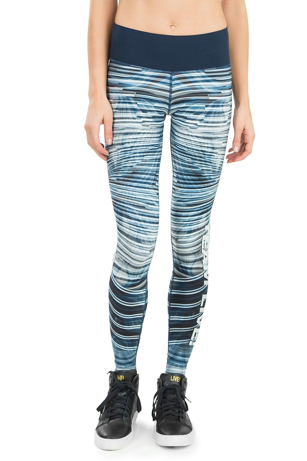Calça Fusô Reversible Animal Power Blue Live