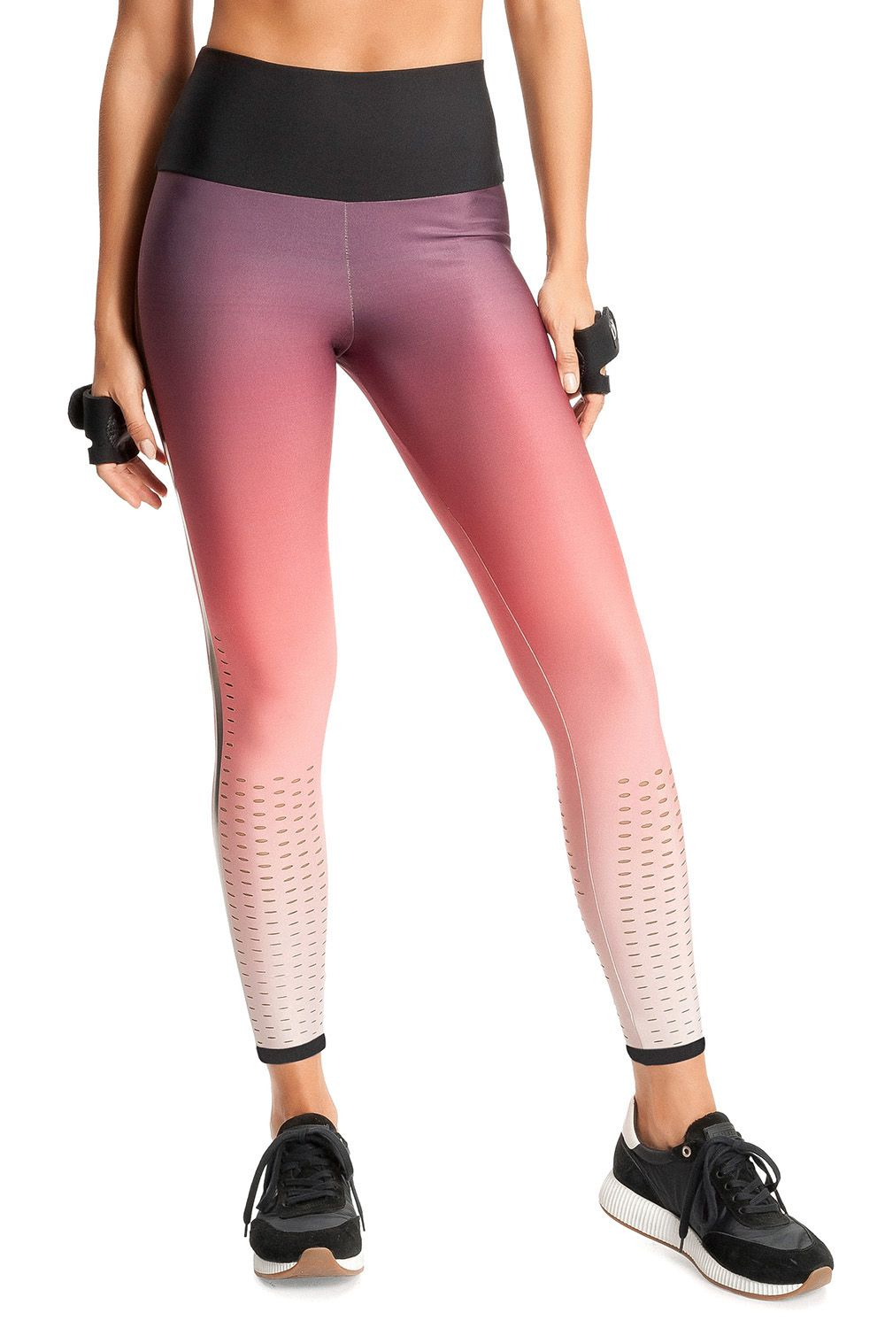 Calça Legging Bonding Breathe Live