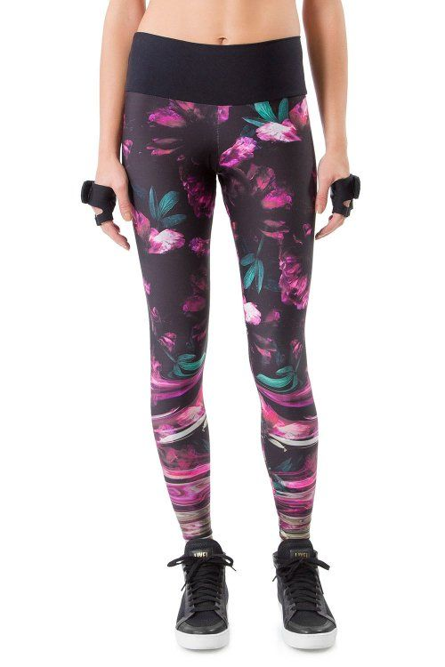 Calça Legging Deep Dreams Live
