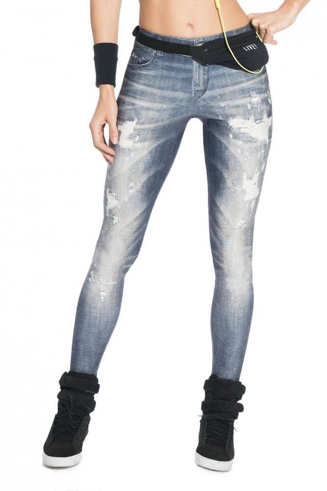 Calça Legging Jeans Same no More Live