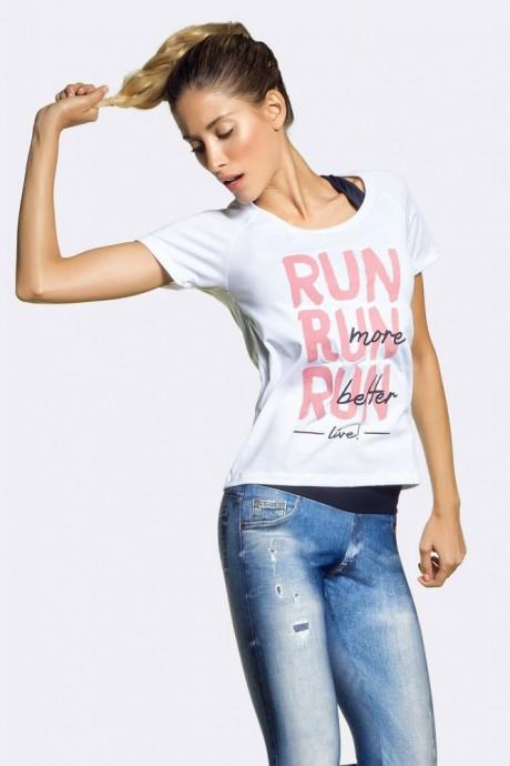 Camiseta Run Live