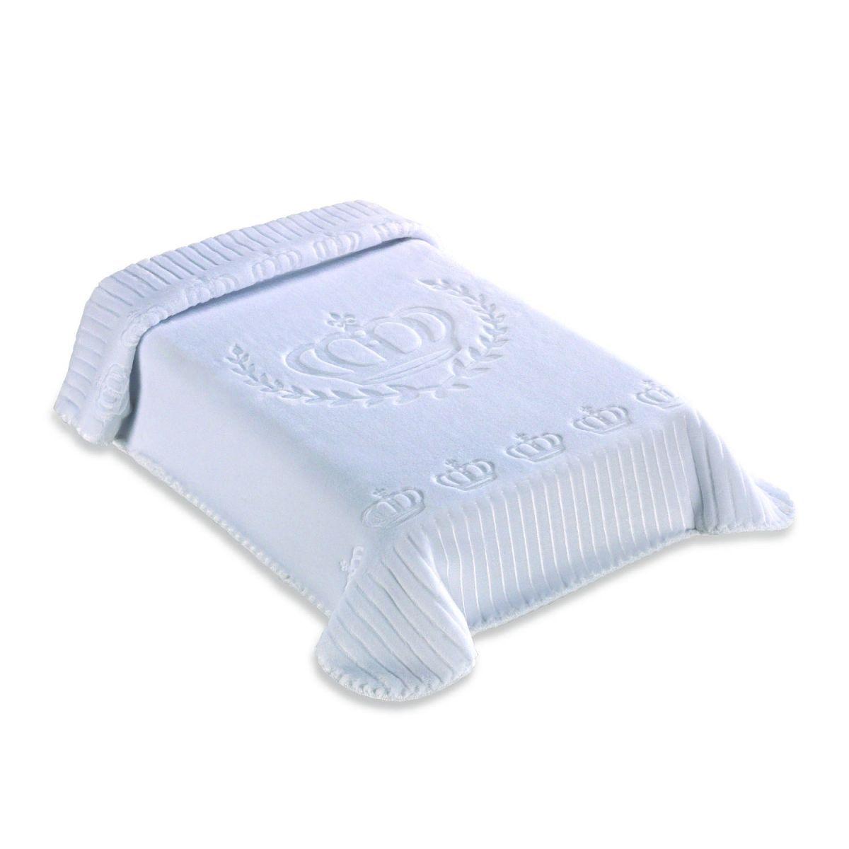 Cobertor Exclusive Unique Azul 44199 Colibri