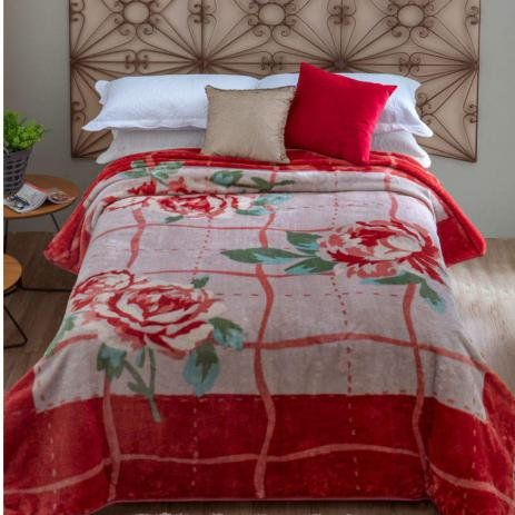 Cobertor King Size Kyor Plus Orvieto Microfibra Jolitex