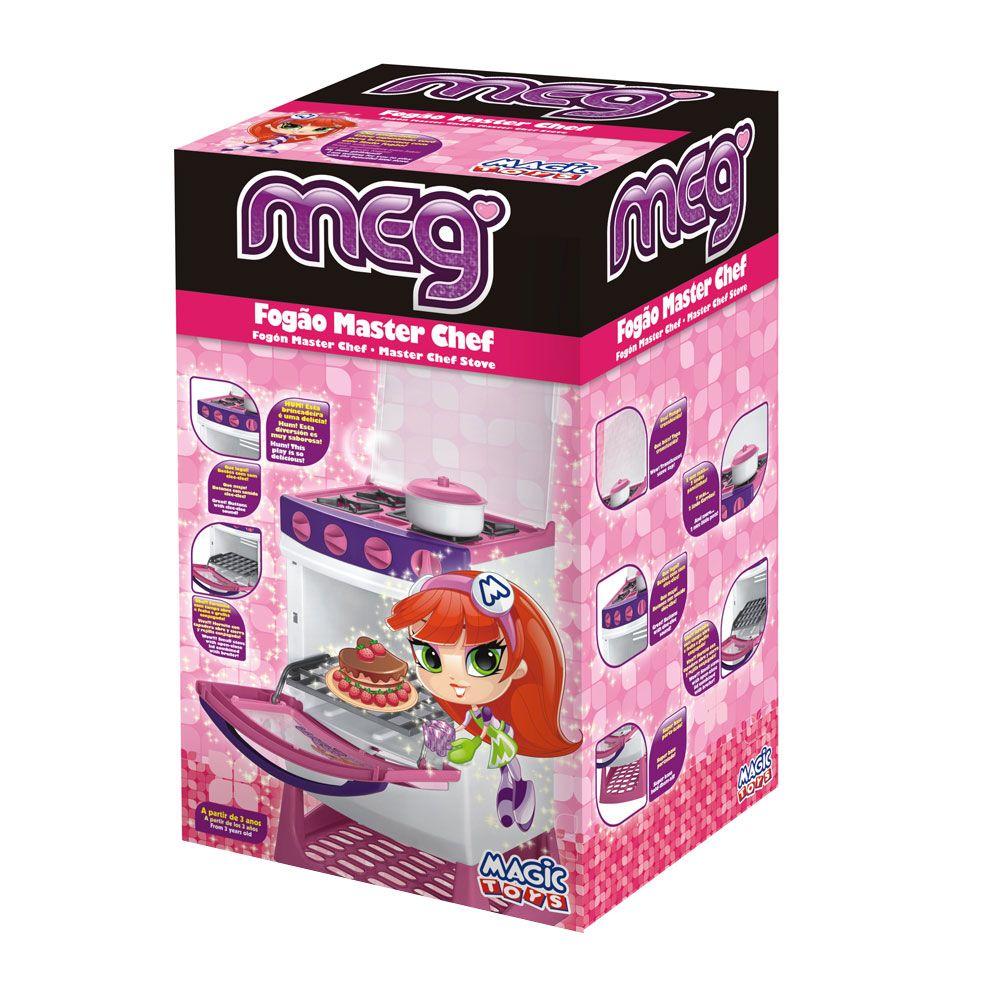 Fogão Master Chefe 8004L Magic Toys