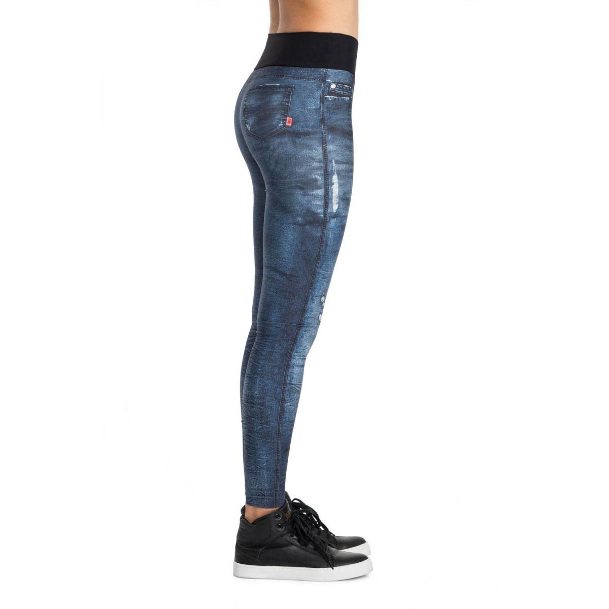 Fusô Jeans Power Riff Urban Live