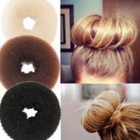 Hair Donut (coque rosquinha)