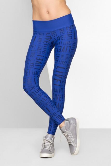 Calça Legging Azul Live