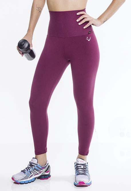 Calça Legging Cintura Alta World Fitness