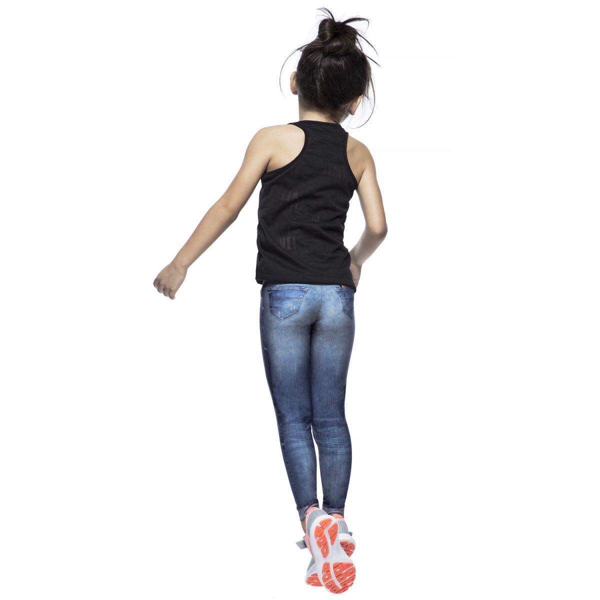 Legging Jeans Infantil Live