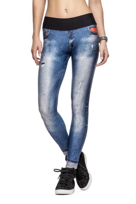 Calça Legging Original Jeans Live