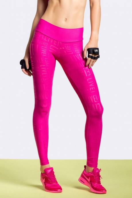 Calça Legging Pink Live