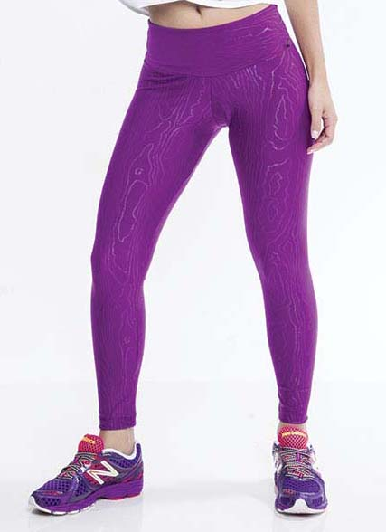 Calça Legging Uva World Fitness