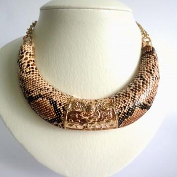Maxi Colar Snake