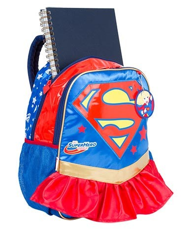 Mochila Super Hero Girls Super Girl Sestini