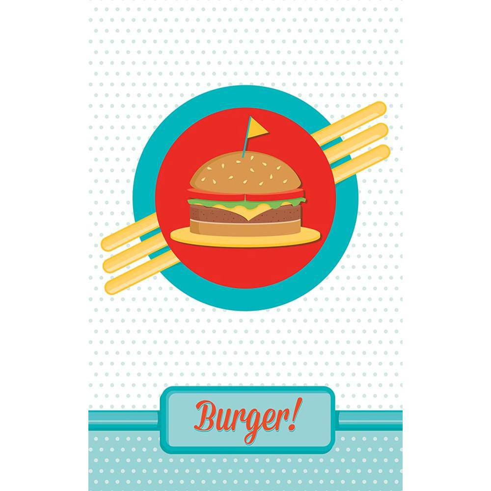 Pano de Copa Hambúrguer Gourmet Lepper