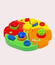 Quebra-cabeça Play Time Animaizinhos 2128 Cotiplás