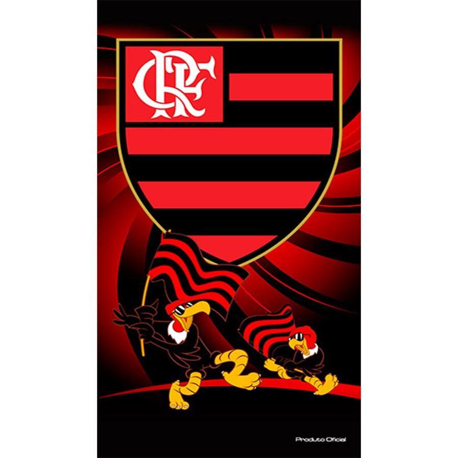 Toalha de Banho Flamengo Buettner 44951