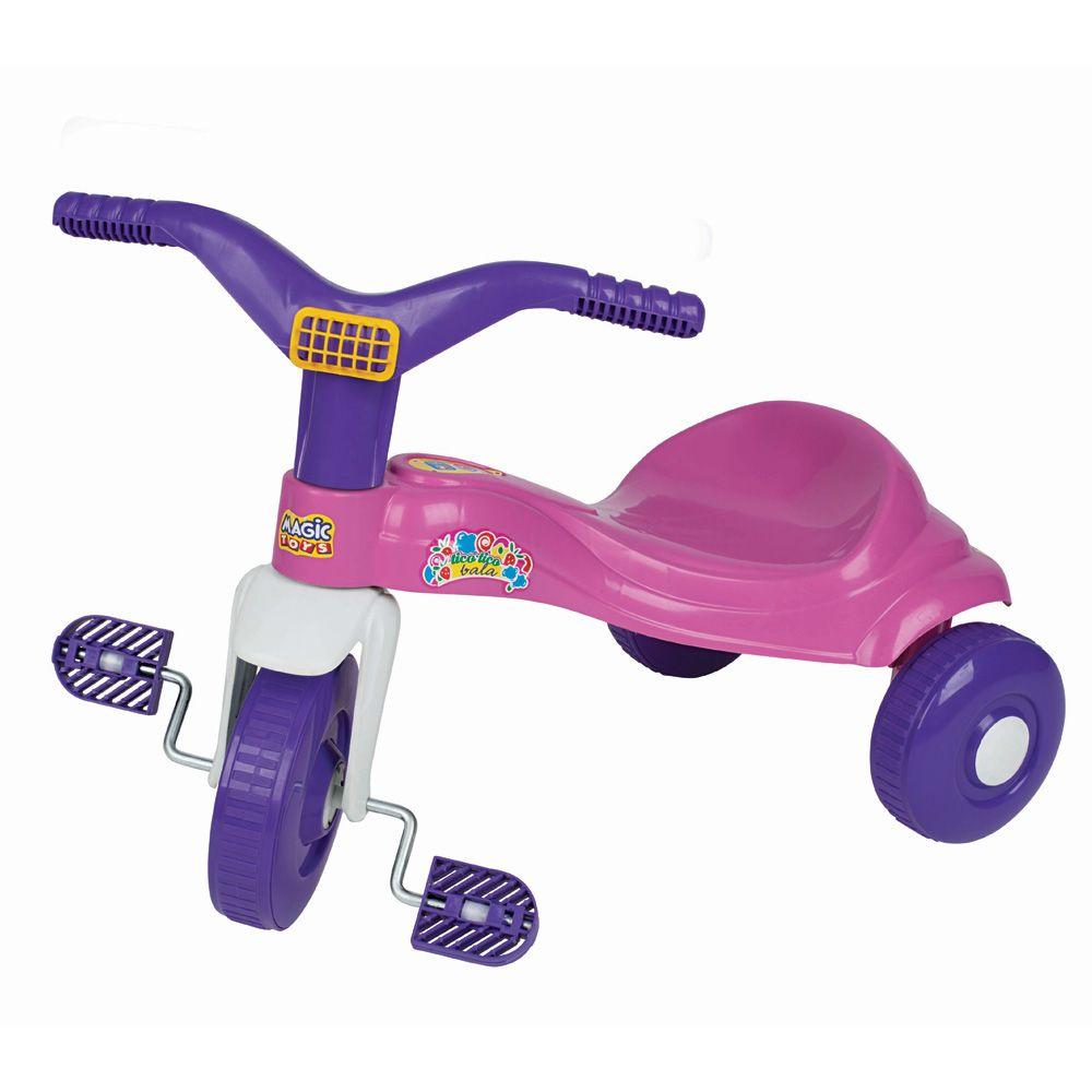 Triciclo Tico-tico bala 2520 Magic Toys