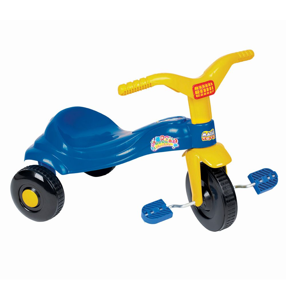Triciclo Tico-tico chiclete 2510 Magic Toys