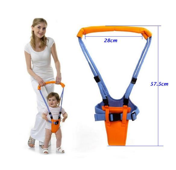 Andador infantil Moby Baby Moon Walk - Meus primeiros passos