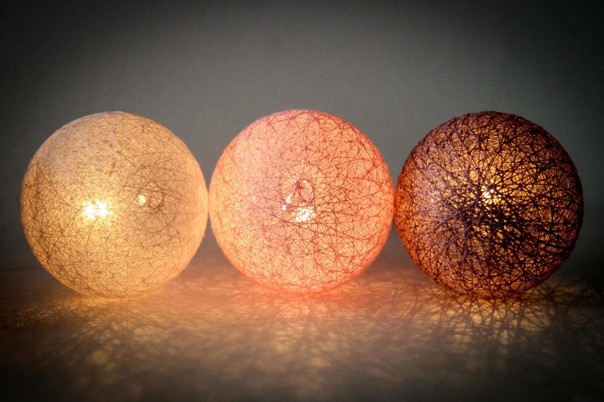 Cordão de luz LILOPINK  fio de luz  20 leds luz de fada