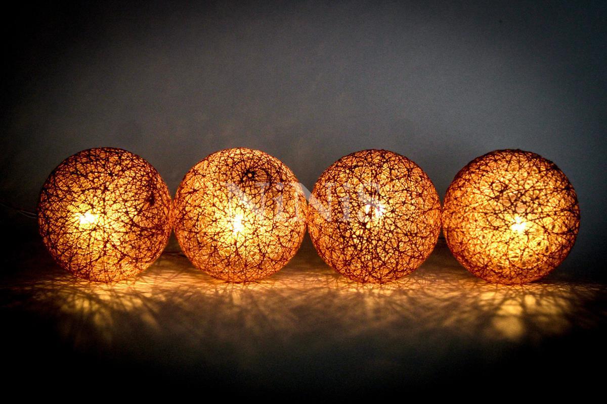 Cordão de luz DARK PINK - fio de luz , luz de fada 20 leds