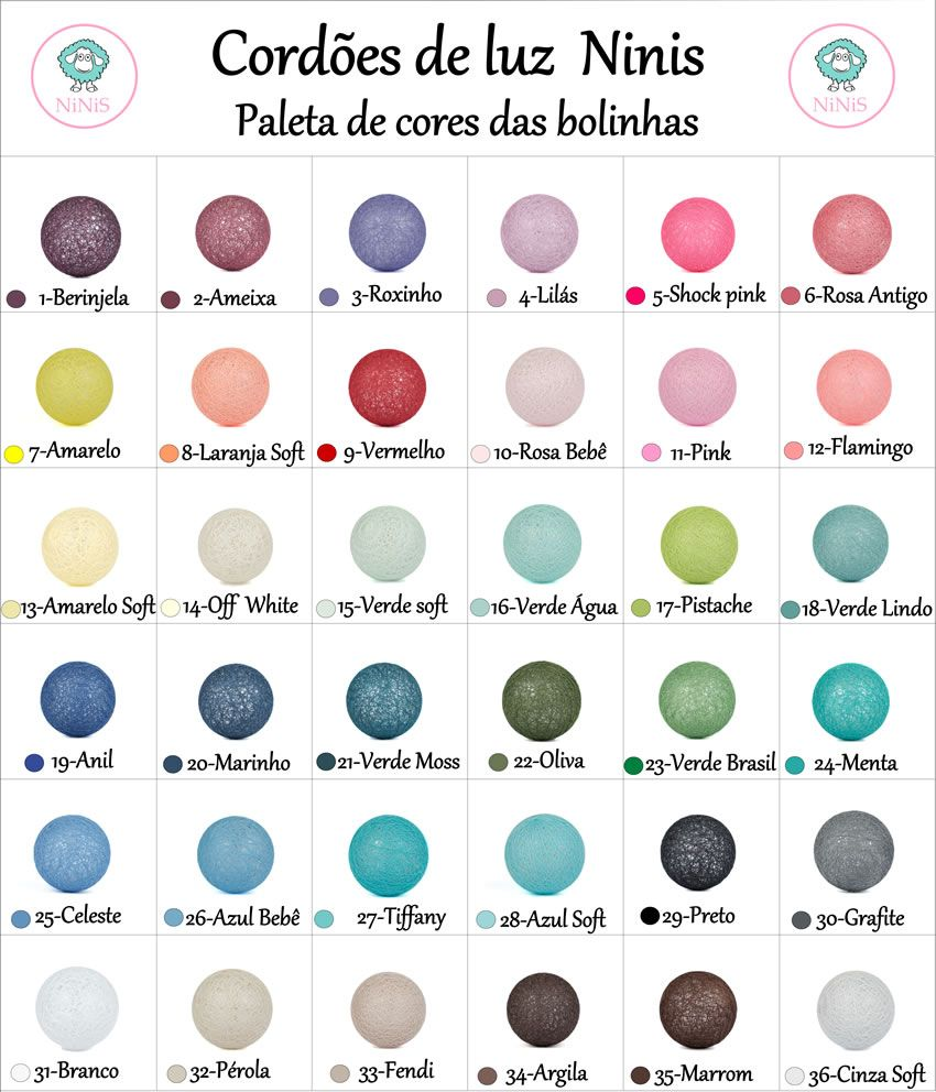 Frete Grátis Cordão de luz 20 leds personalizado luminária fio de luz  Ninis Frete incluído por PAC para todo o Brasil