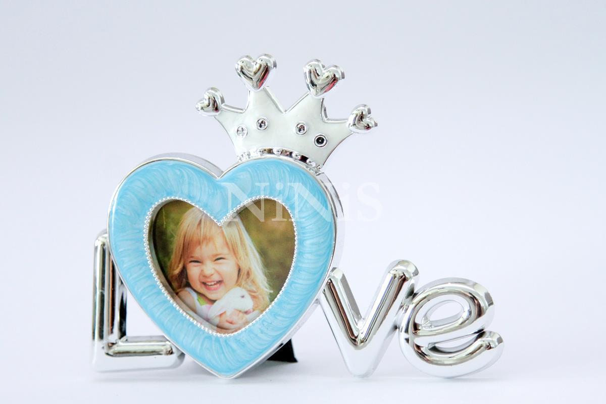 Porta Retrato infantil  príncipe azul  5x6cm