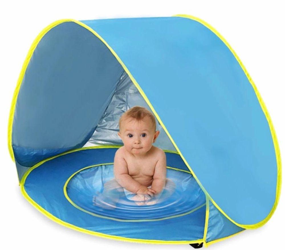Tenda Bebê Barraca Infantil Praia Piscina fps 50+