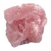 Cristal - Pedra Bruta - Quartzo Rosa