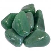 Cristal - Pedra Rolada - Quartzo Verde (Unidade)