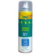 D'água Natural - Arnica Sports Ice - Gelo em Spray - 280ml