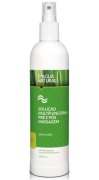 D'água Natural - Solução Multifuncional Pré e Pós Massagem - Erva Limão - 380ml