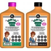 Lola Cosmetics - Kit Minha Lola Minha Vida - Shampoo 500ml + Condicionador 500ml