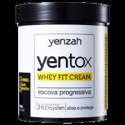 Yenzah - Whey Fit Cream - Yentox - Escova Progressiva - 900g