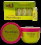 Widi Care - CC CREAM - KIT PhytoManga - Ampolas e Máscara de Tratamento