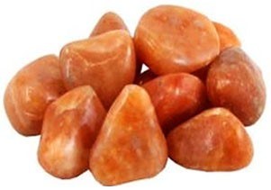 Cristal - Pedra Rolada - Calcita Laranja (Unidade)