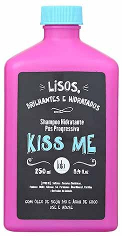 Lola Cosmetics -  Kiss Me - Shampoo Pós Química - 250ml